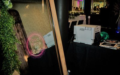 Mirror Photo Booth Melbourne Industry Partners