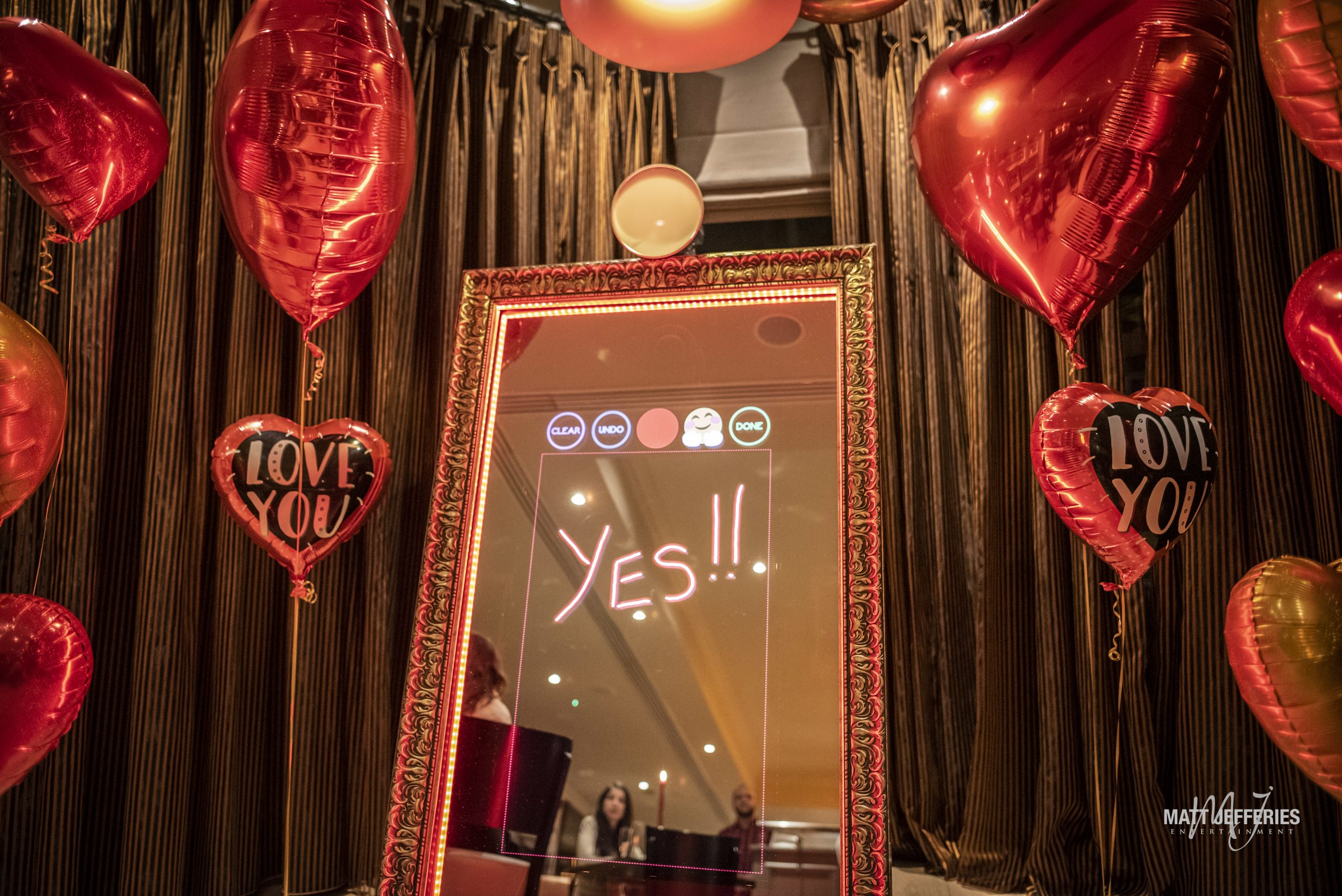 Mirror Photo Booth Melbourne Proposals