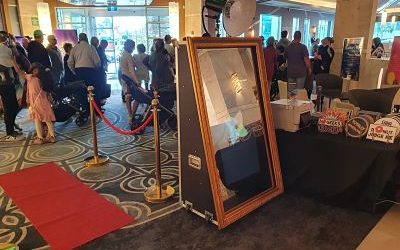 Mirror Photo Booth Events Melbourne