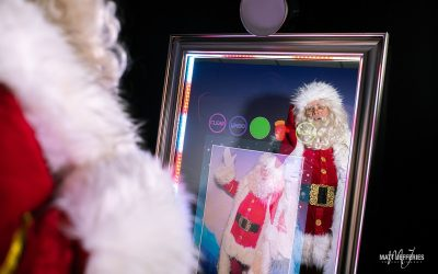 Christmas Photo Booth Melbourne – Take A Photo With Santa!