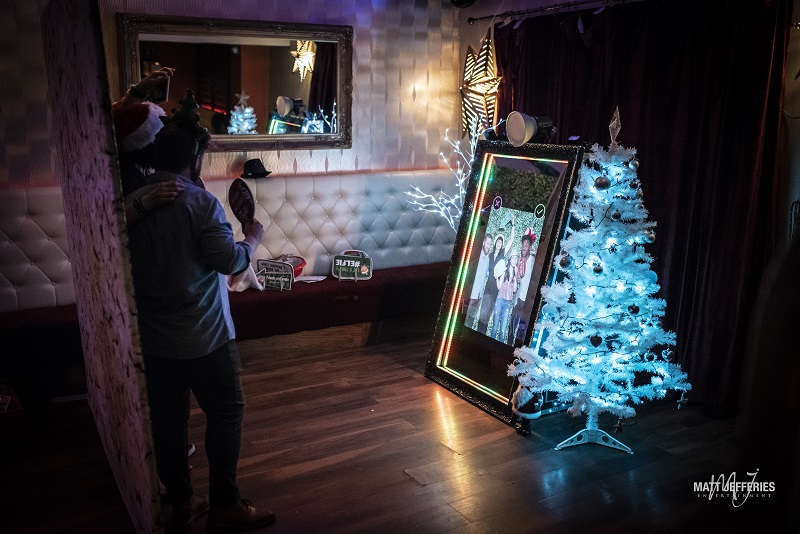 Christmas Photo Booth Melbourne